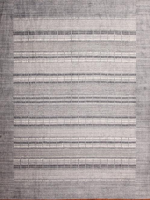 Wool Indian Rug | 7.10 X 9.11