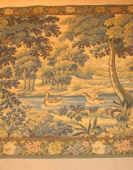 San Francisco Rug Gallery is located in San Francisco Design Center and maintain one of the best antique rug and tapestry collections in California.