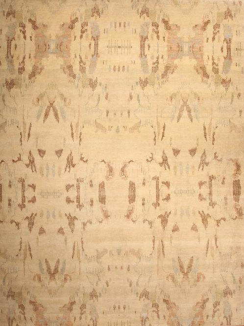 Wool Indian Rug | 7.10 X 10.3