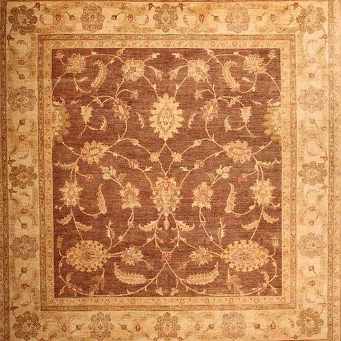Wool Pak Oushak | 9.8 X 10.4