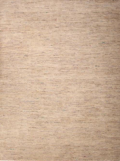 Silk & Wool Indian Rug | 8.0 X 9.9