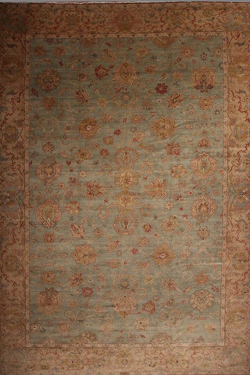 Handmade Egyptian Rug  | 12 x 17.6