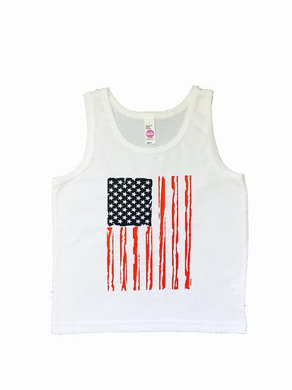 Muscle Tank | American Flag