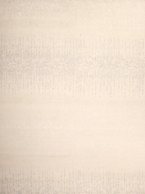 Wool Indian Rug | 7.11 X 9.8