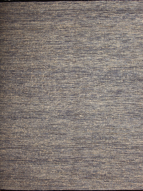 Handmade Indian Rug Jute and Wool | 8 X 10