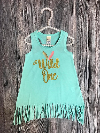 Fringe Dress | Wild ONE