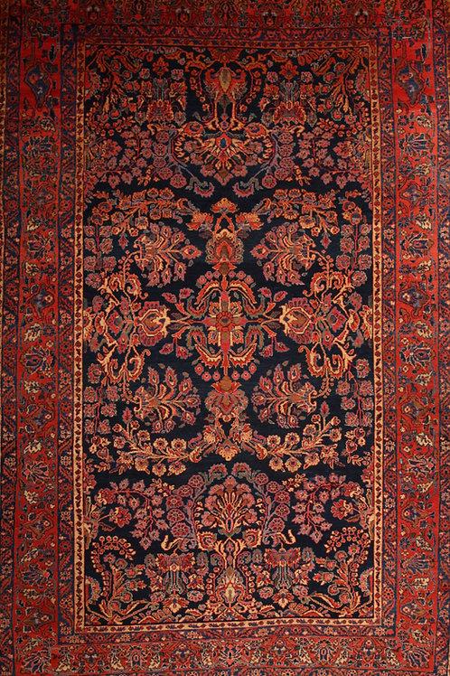 Wool Persian Rug Lilihan | 8.2 X 12.3