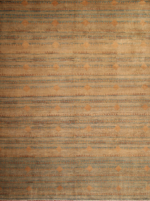 Wool Pakistani Rug | 8.0 X 9.9
