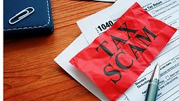 Tax Season Scam Alert