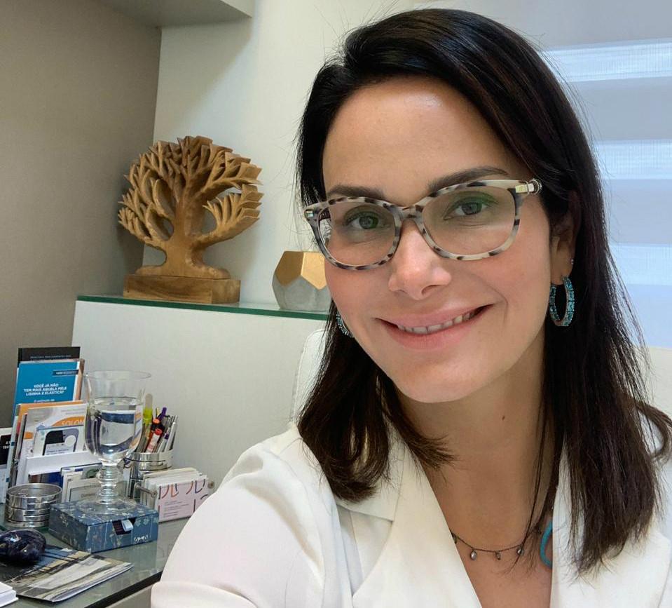 Foto Dra. Camila Vasconcelos