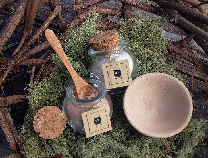 Natural Makeup Kit Foundation Veil