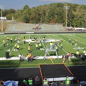 Glenvar H.S. Band Competition
