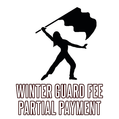 Partial Payment - Winter Guard Fee