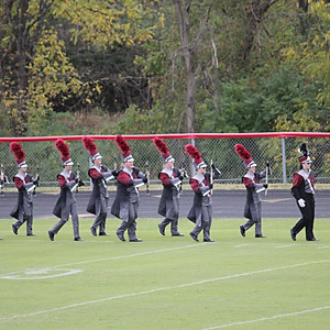 Lord Botetourt H.S. Band Competition