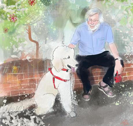 A Man & His Dog