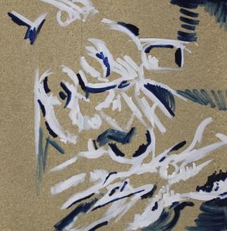 (2016) Hand Study. [Oil on MDF]. Farnham, UK