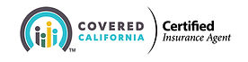 Covered CA certified Insurance Agent logo