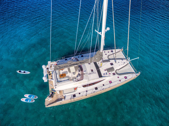 catamaran Xenia 74