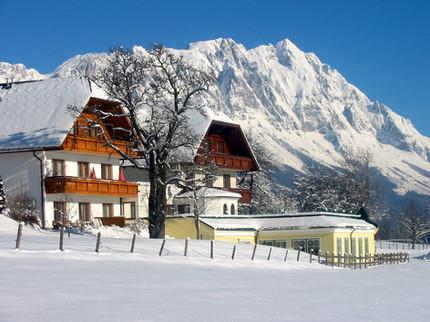 Winter Hallenbad