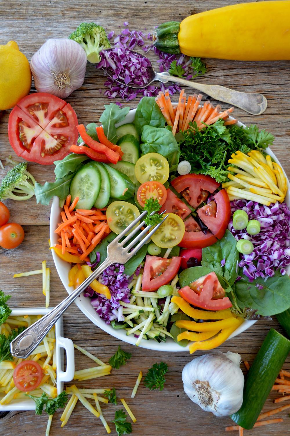 alimentation équilibrée pour une bonne immunité