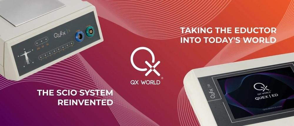 technologies quantiques quex-s quex-ed