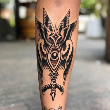 Archibaldt - Madet Tattoo