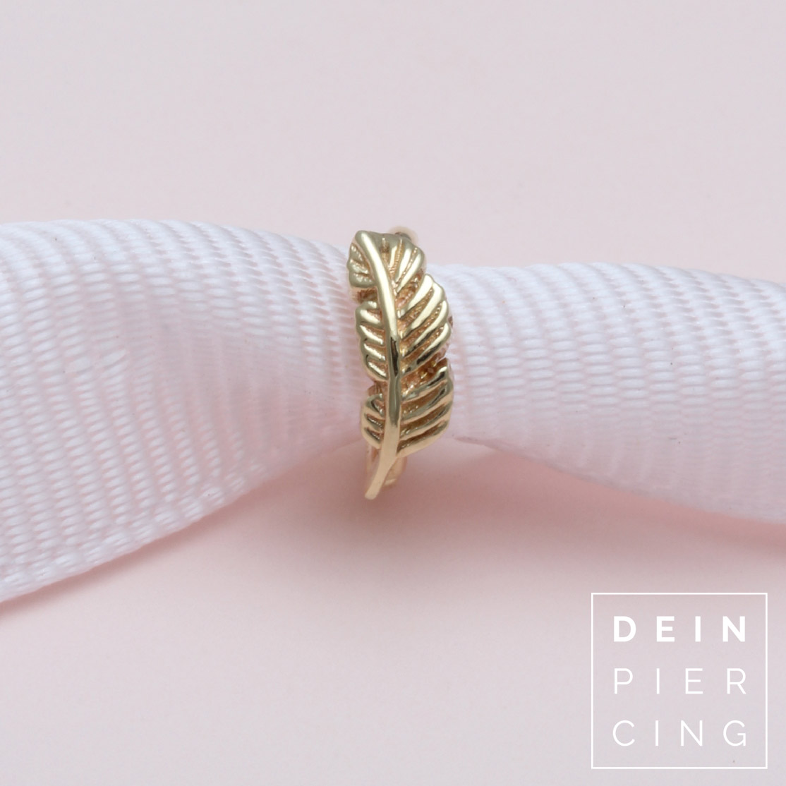 BVLA Feather Ring