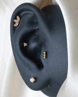Curated Ear Minimal