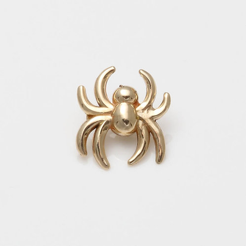 Spinnen Piercing