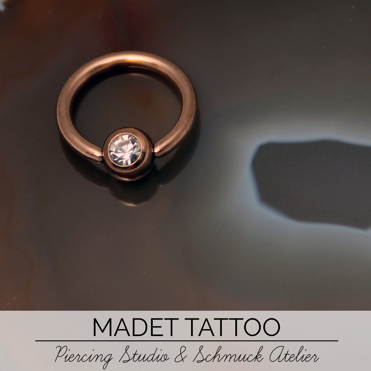 Rosegold Ring