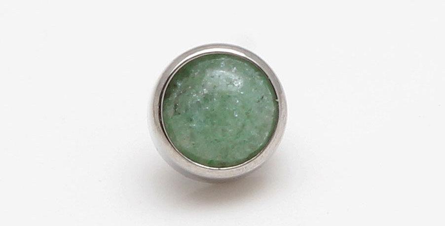 Helix Piercing Schmuck grün