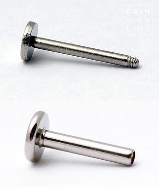 Vergleich Piercingschmuck