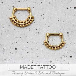 Gold Septum