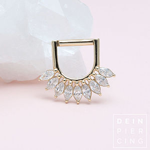 Piercing Ring Auris