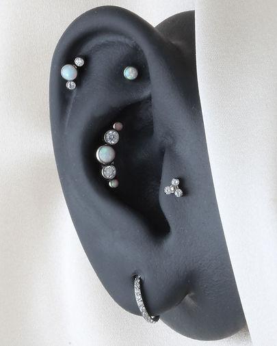 Curated Ear Opal