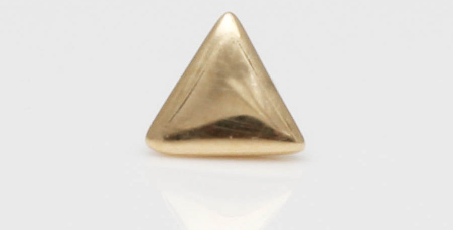 Dreieck Piercing