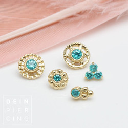 Anatometal Mint Green