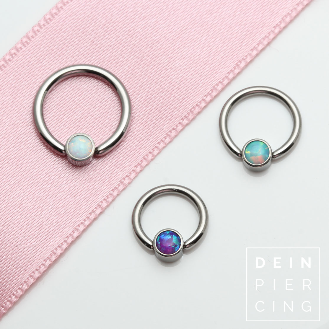 Opal Ringe