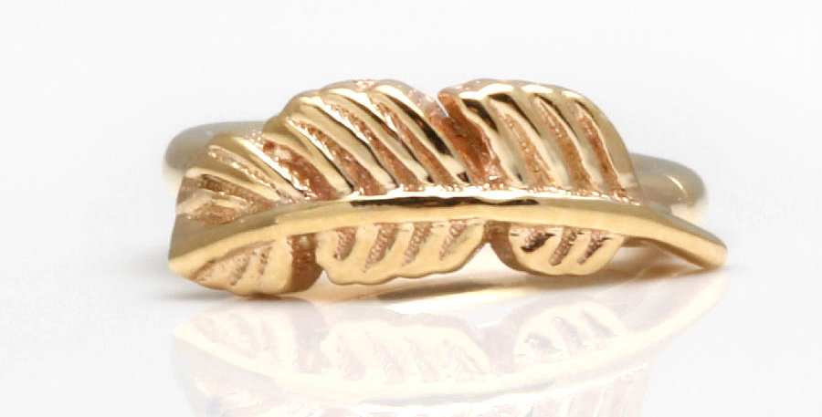 Feather Ring BVLA