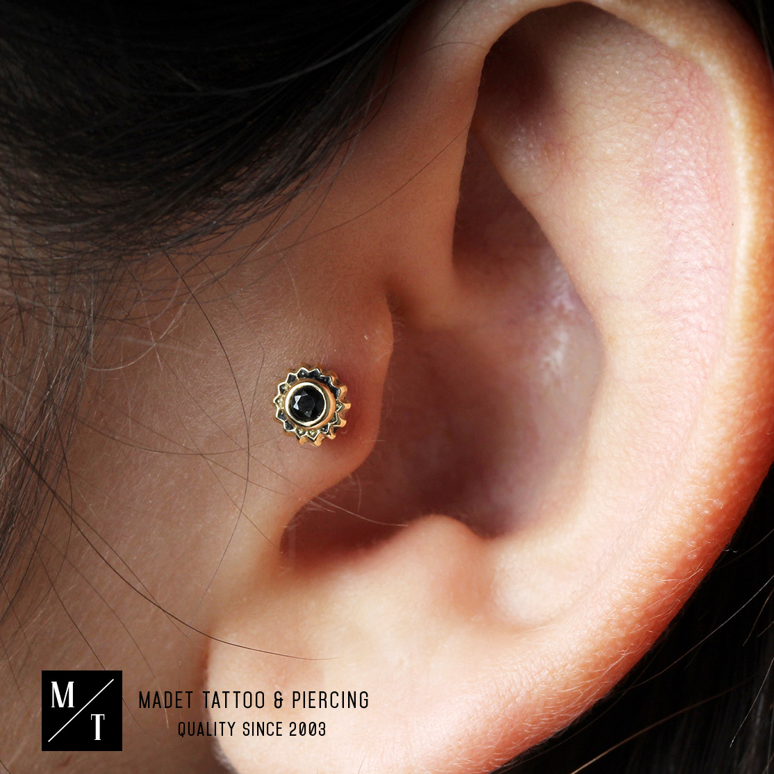 Tragus Piercing Maya Jewelry