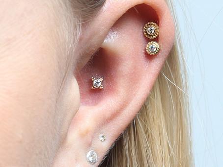 Heilung von Ohr Piercings - worauf soll ich achten?