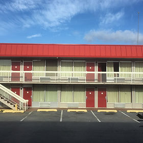 motel in Harrisonburg