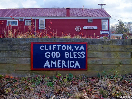 Day Trip to Quaint Clifton, Virginia
