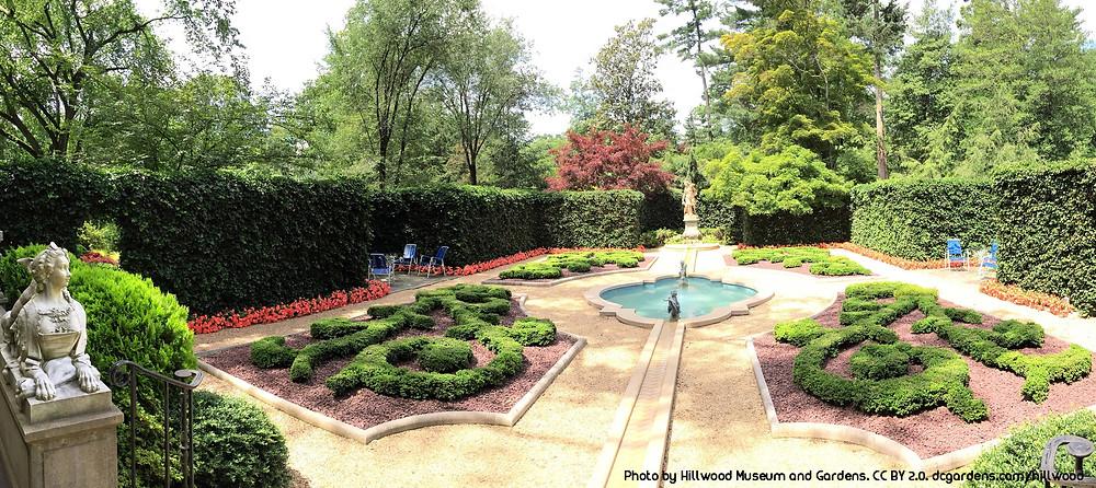 Hillwood Gardens DC