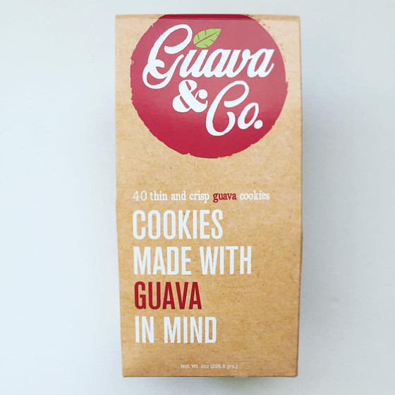 Guava & Co. 8oz Packaging
