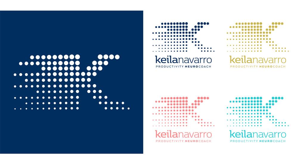 Keila Navarro Logos
