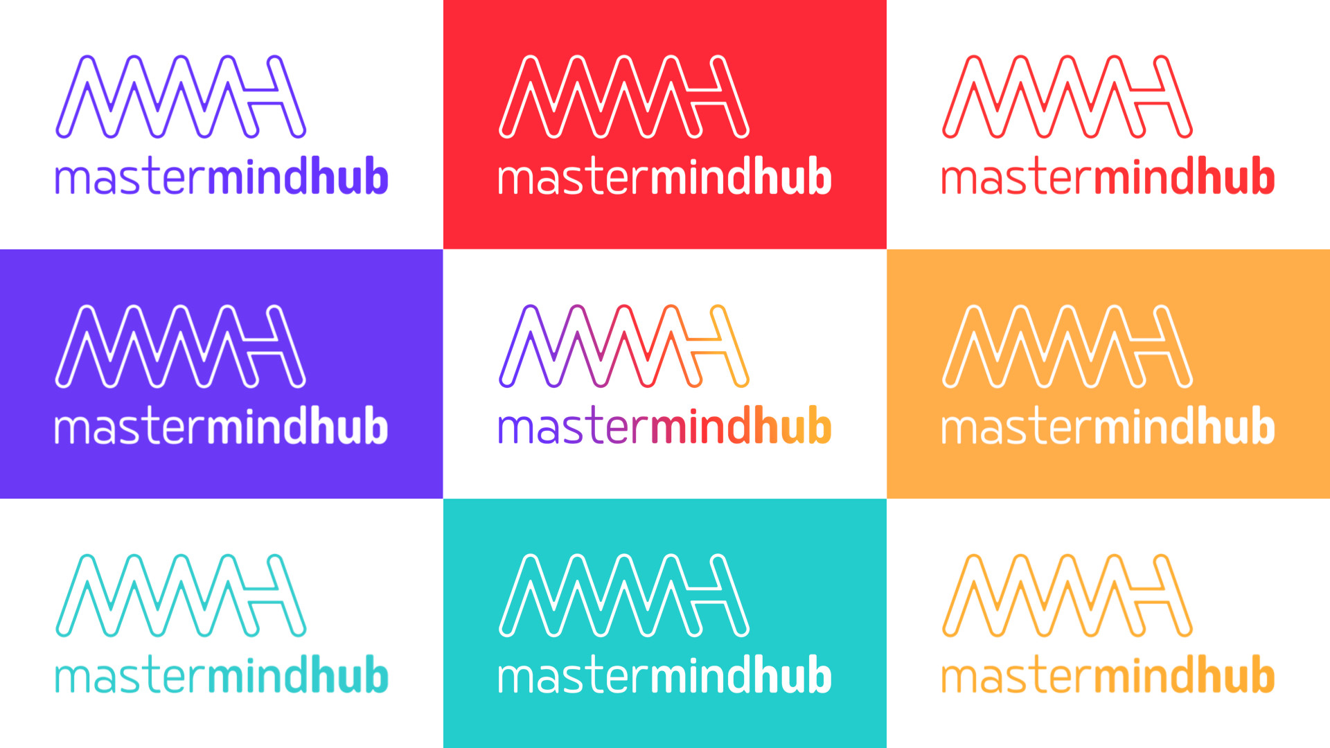 Mastermind Hub Logos