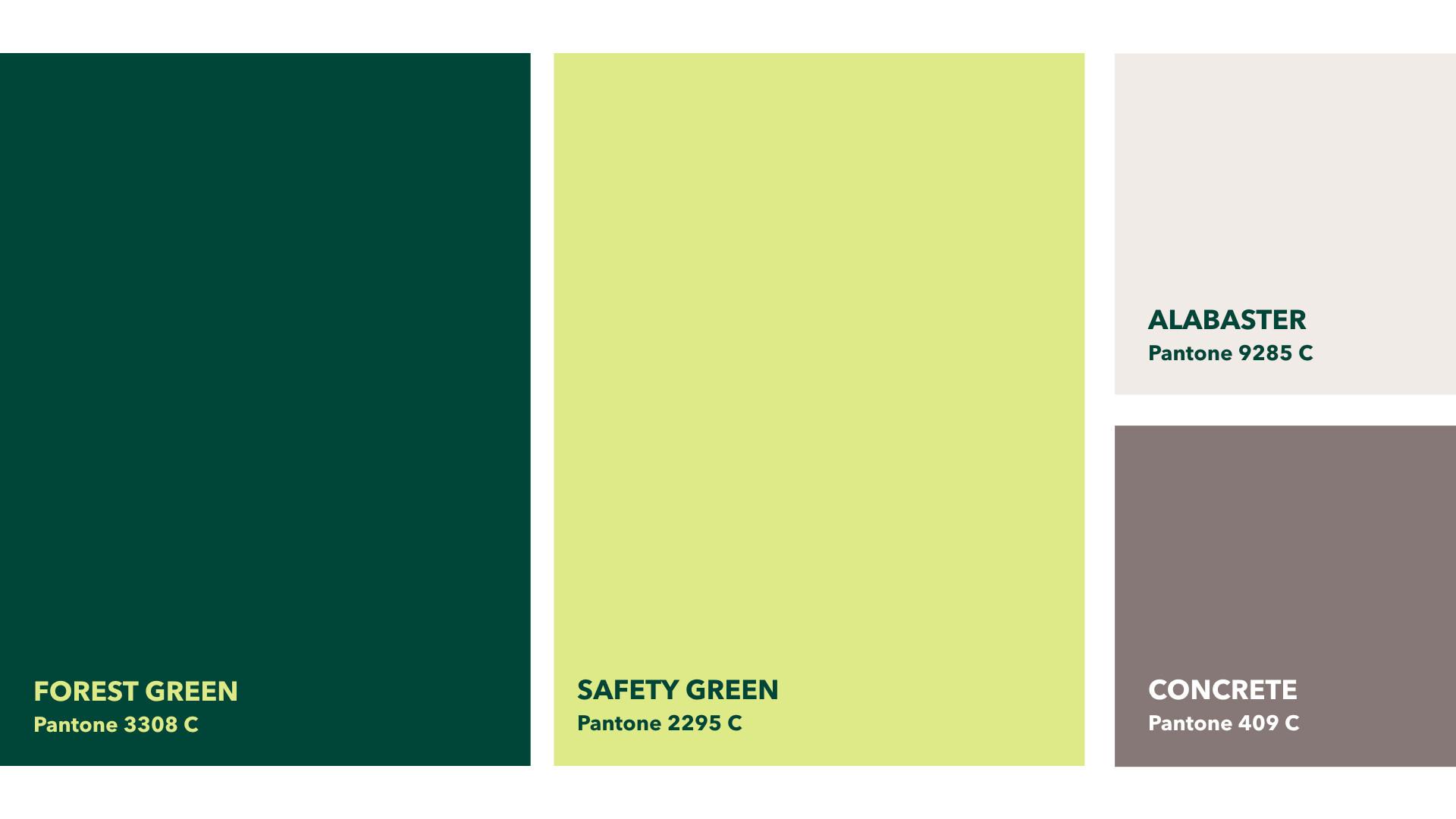 CEM Group Color Palette