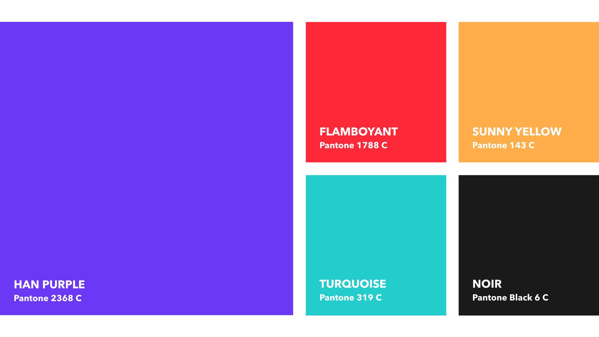 Mastermind Hub Color Palette