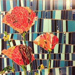 Flowers Mosaic